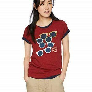 J. CREW Mercantile TEE J7832 Shade of the Day